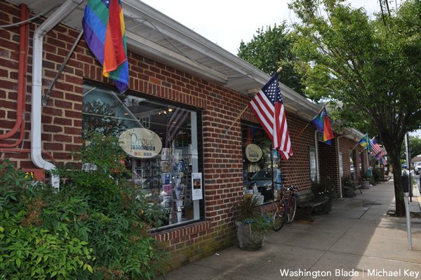 Proud Bookstore, gay news, Washington Blade