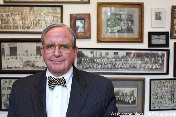 Jim Graham, Washington, D.C., gay news, Washington Blade