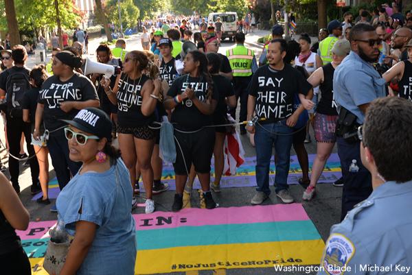 Pride parade, gay news, Washington Blade