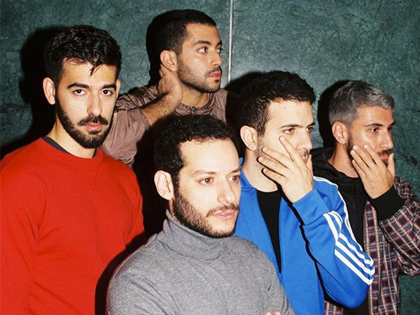 Lebanese Band Banned from Jordan Over Singer's Sexuality